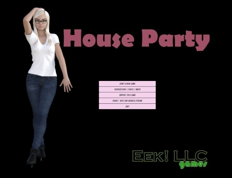 House Party – Version 0.14 – Update