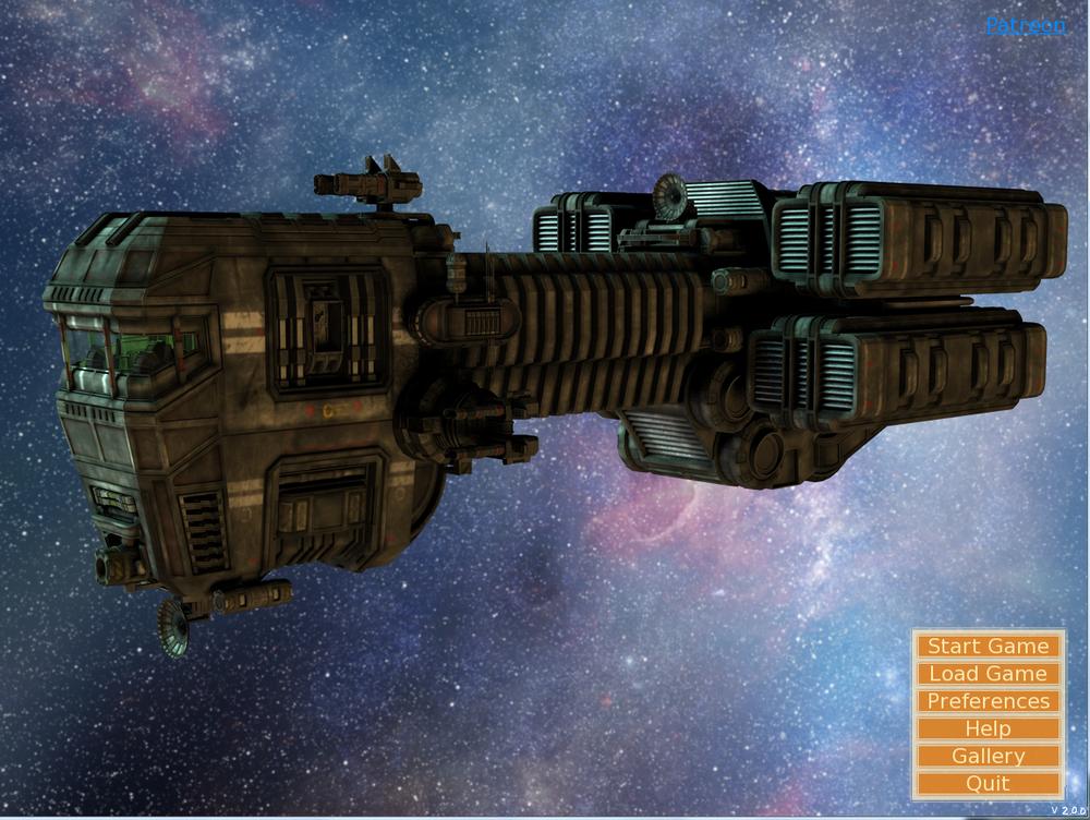 Demon on a Starship [Version 2.00]