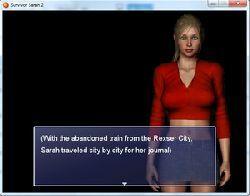 Survivor Sarah 2 Part 1 - The Inhumane farm, version 1.03