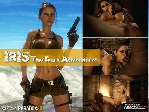 HitmanX3Z – Iris – The Dark Adventures