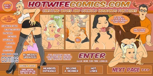 HotWifeComics ? SiteRip