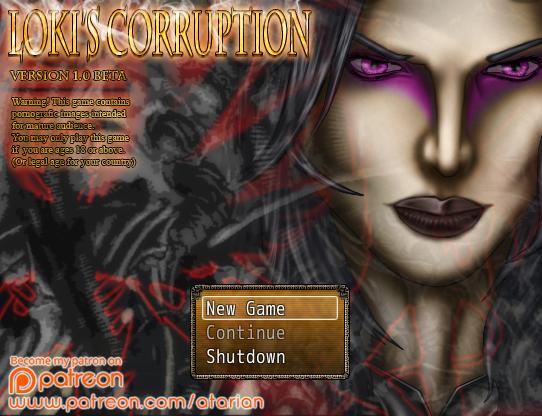 Loki's Corruption – Version 1.0p – Update