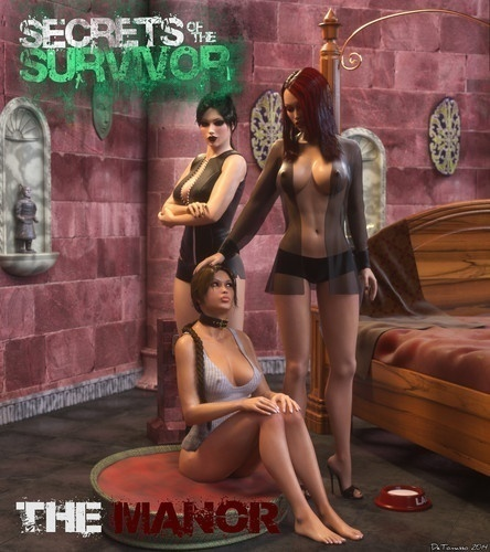 DeTomasso - Secrets of the Survivor - The Manor