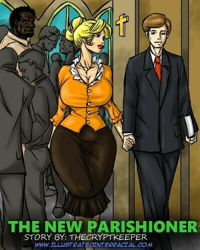 illustratedinterracial - The New Parishioner - Update - 76 Pages