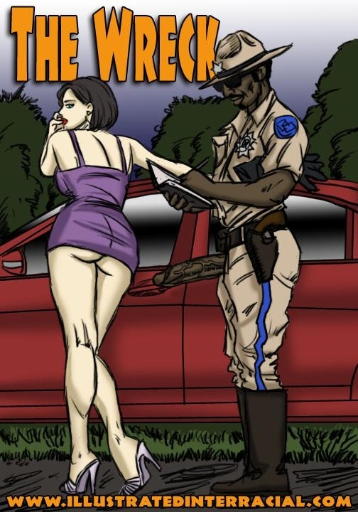 Illustratedinterracial - The Wreck