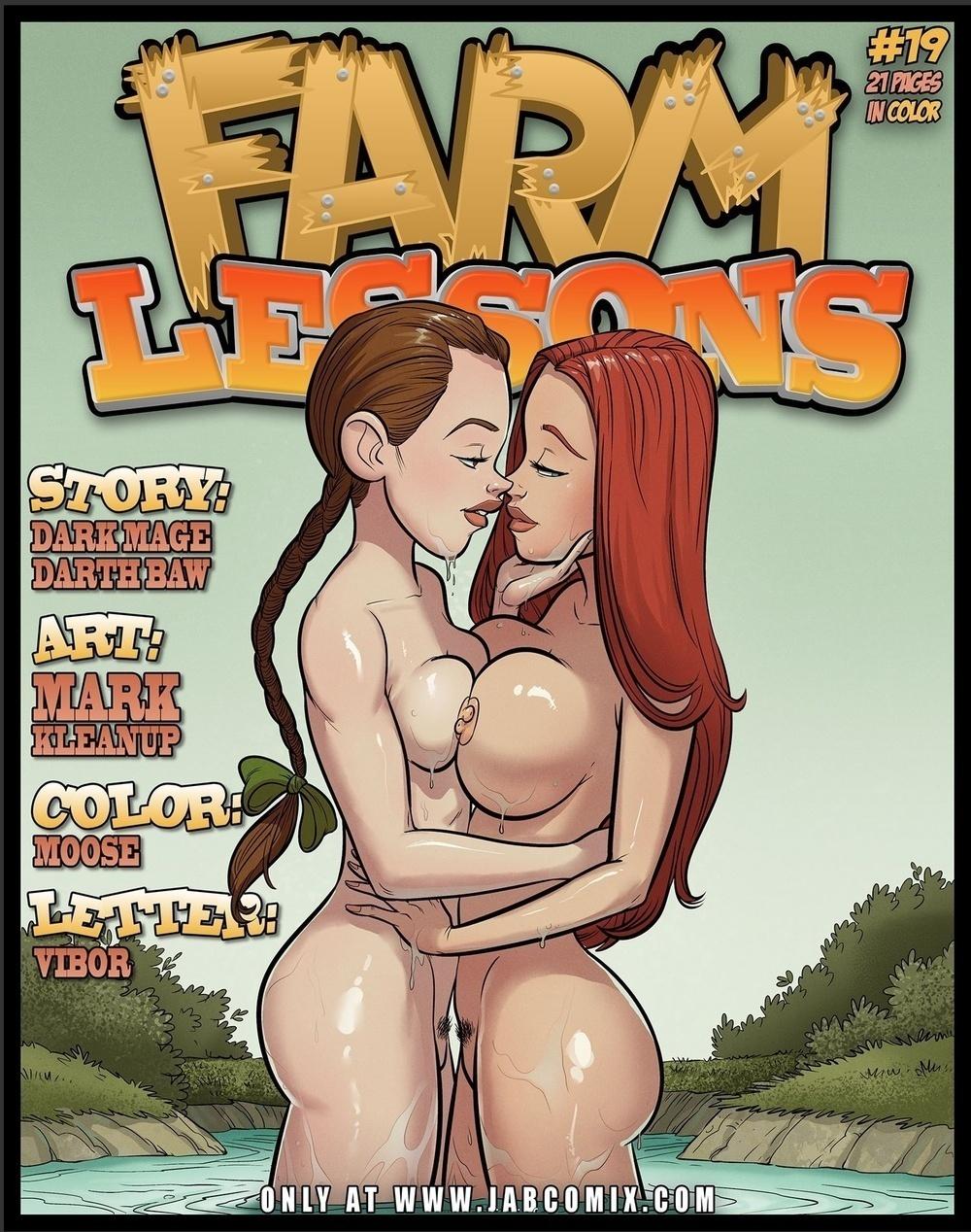 Jabcomix ? Farm Lessons [Complete]