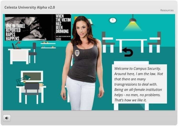Celesta University Alpha - Version 2.0
