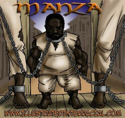 illustratedinterracial ? Manza