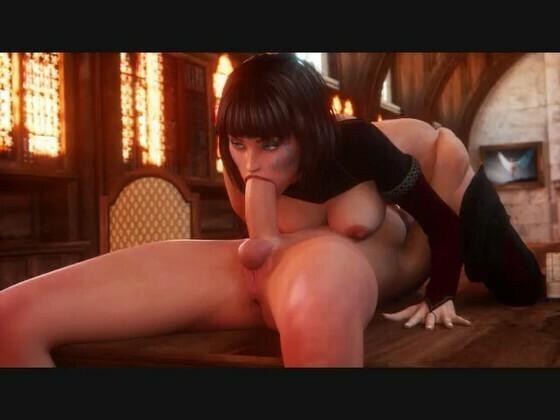 Magic Sex: Lustful Sorceress