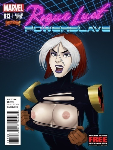 SunsetRiders7 - Rogue Lust: PowerSlave