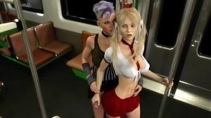 3DZen ? Cora and Mikaela