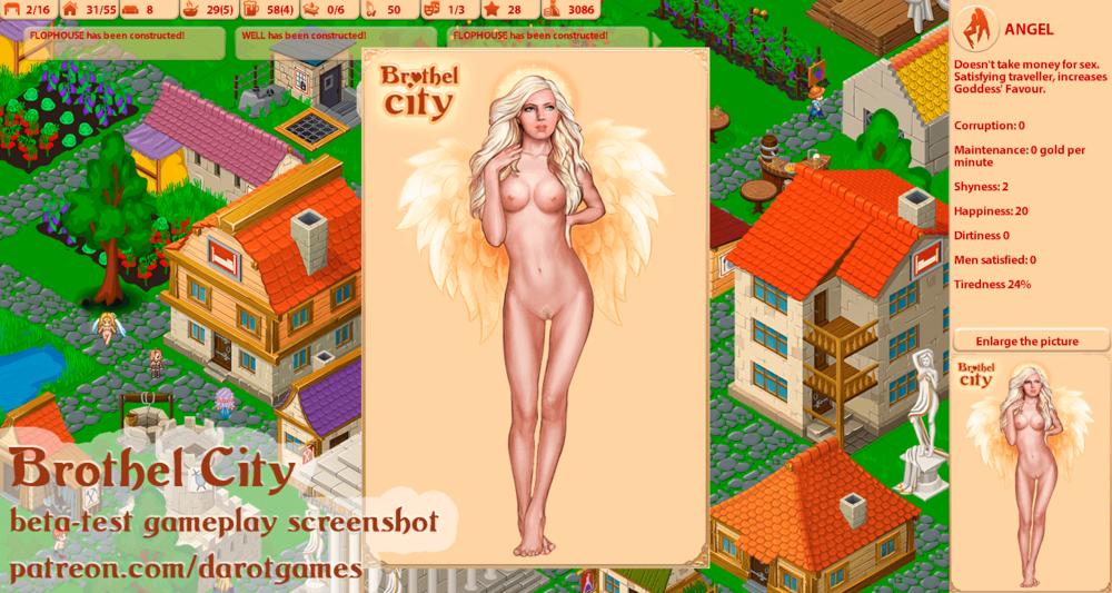 Brothel City [Update]