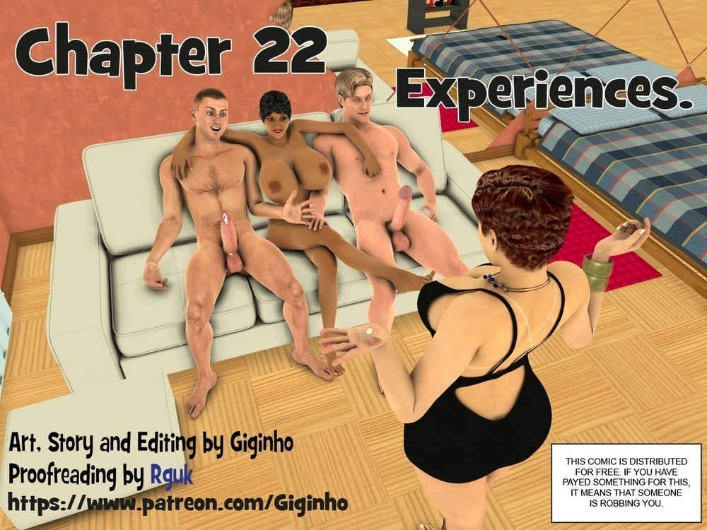 giginho – Chapter 22 ? Experiences