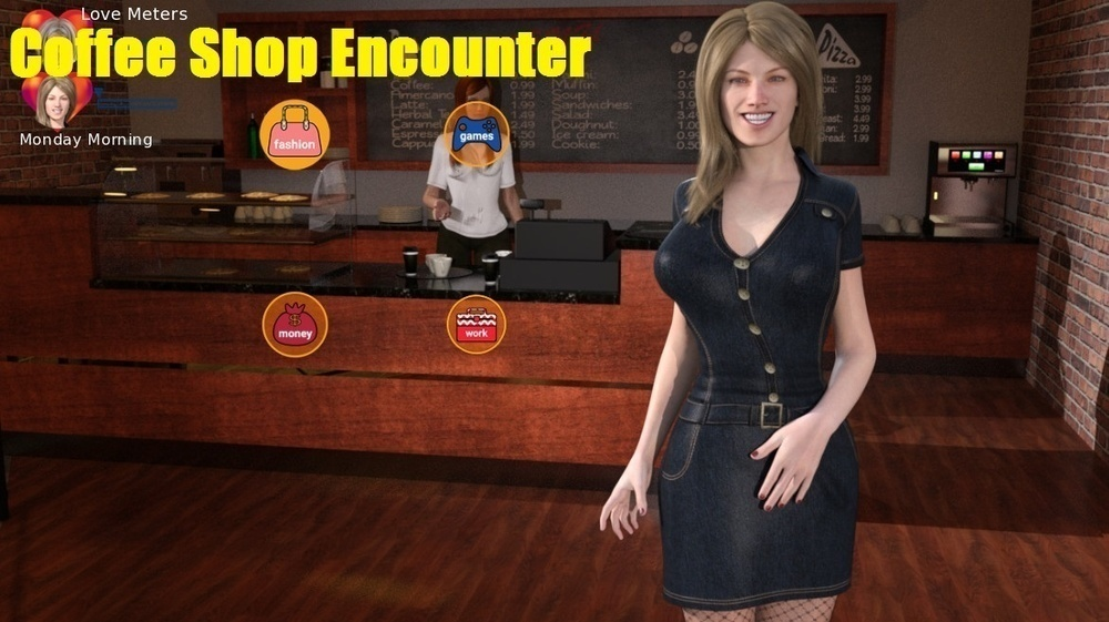 Coffee Shop Encounter – Full Game
