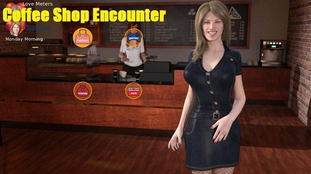 Coffee Shop Encounter - Full Game