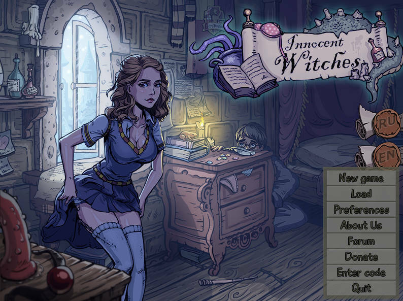 Innocent Witches – Version 0.0.3 – Update