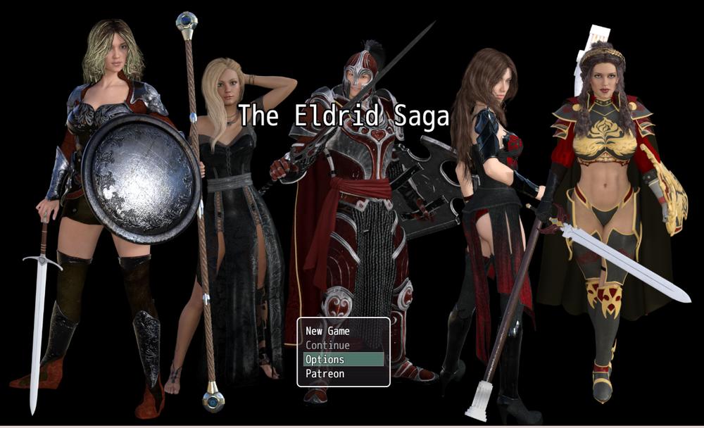 The Eldrid Saga - Version 0.15 [Update]