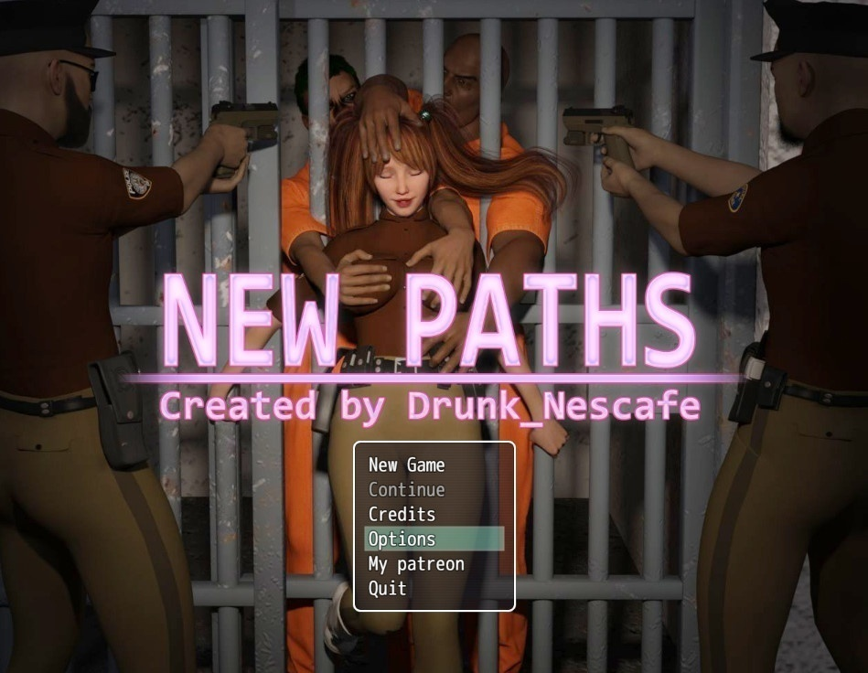 New Paths – Version 0.07e [Update]