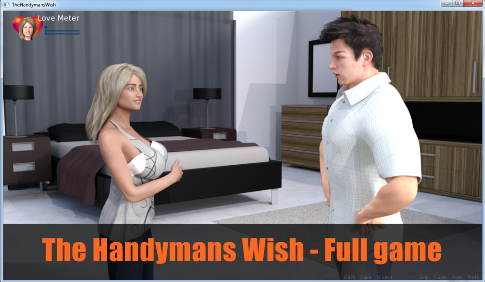 The Handymans Wish – Full game