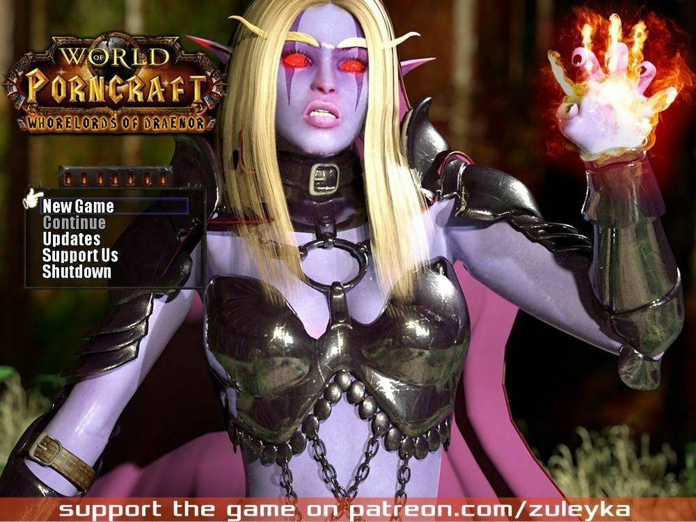 World of Porncraft: Whorelords of Draenor – Version 2.4.6 VIP – Update