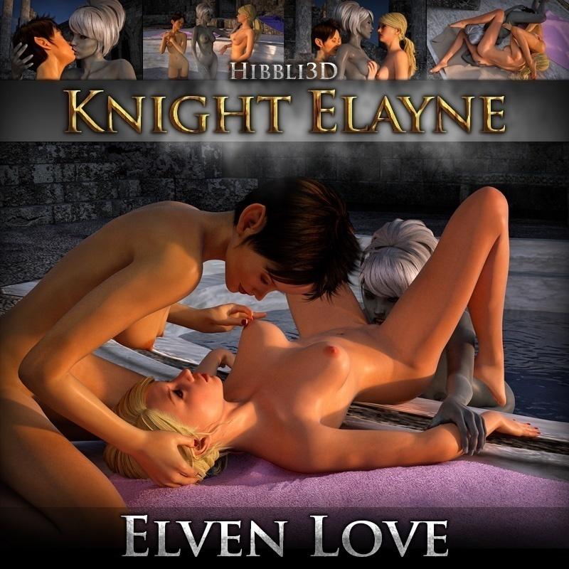 Hibbli3d – Knight Elayne – Elven Love