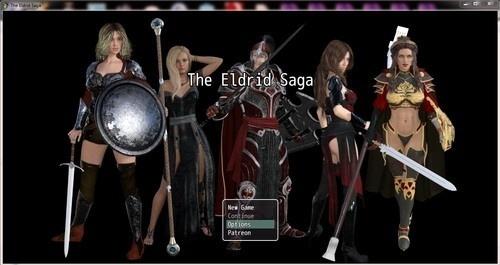 The Eldrid Saga