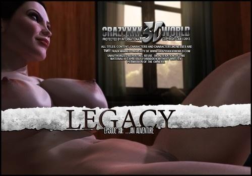 Legacy ? Episode 13