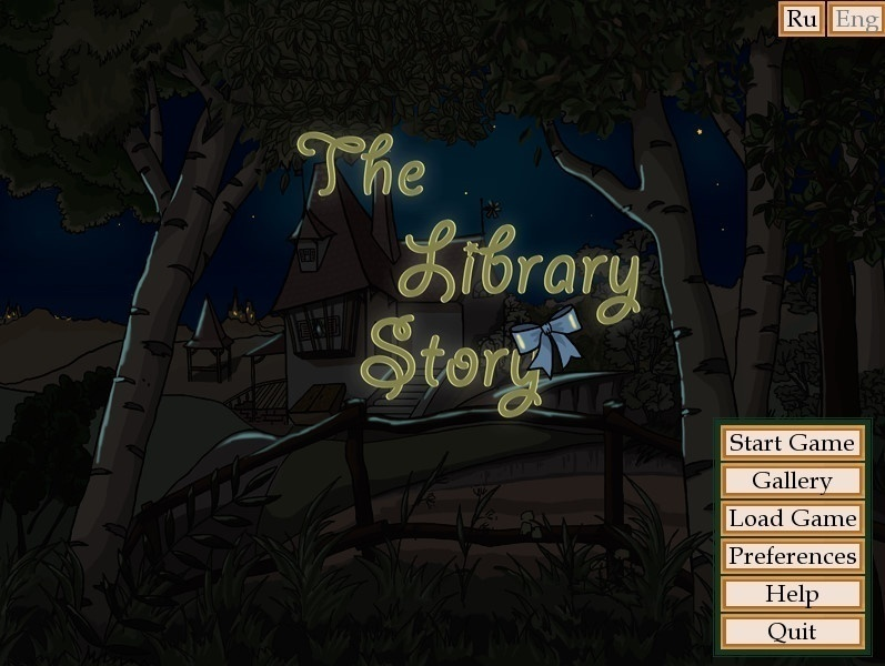Library Story - Version 0.93b - Update