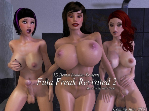 X@las Studios ? Futa Freak Revisited 2
