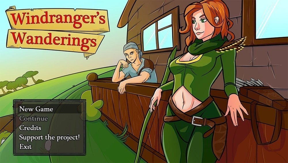 Windranger's Wanderings - Version 1.1.2 - Update