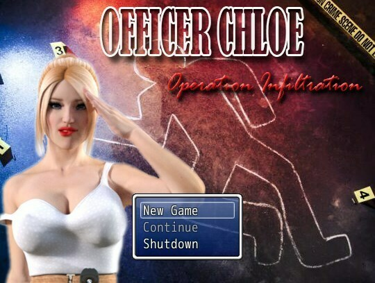 Officer Chloe: Operation Infiltration – Version 0.6.2 [Update]