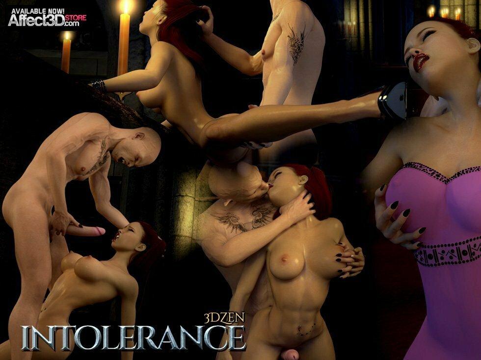 3DZen – Intolerance