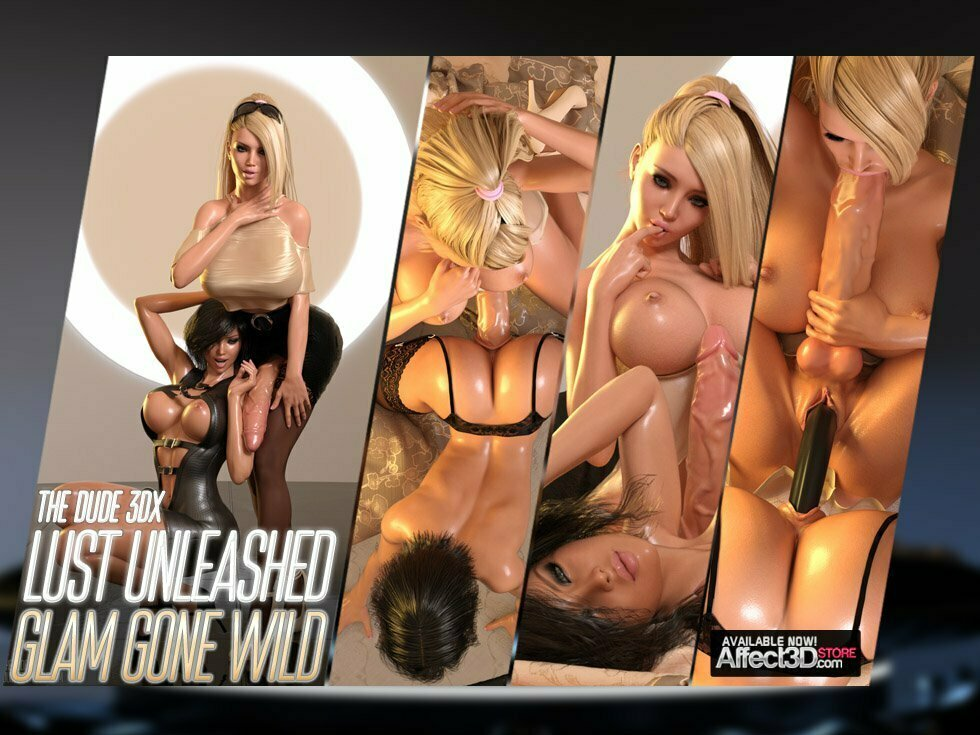 TheDude3DX ? Lust Unleashed ? Glam Gone Wild