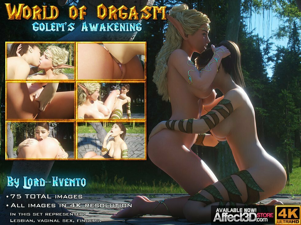 Lord-Kvento ? World Of Orgasm Golems Awakening