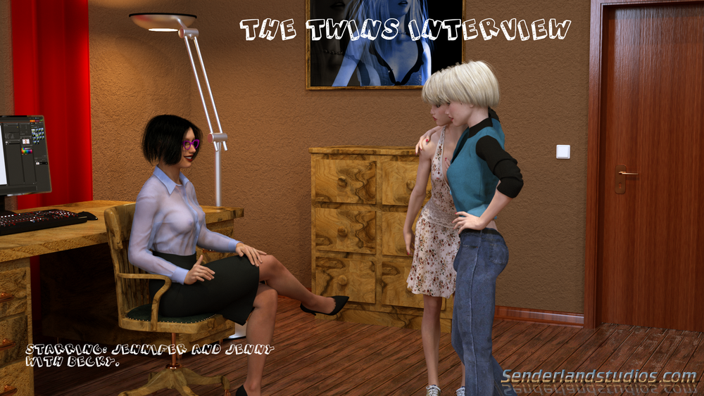 Senderland Studios ? The Twin?s Interview