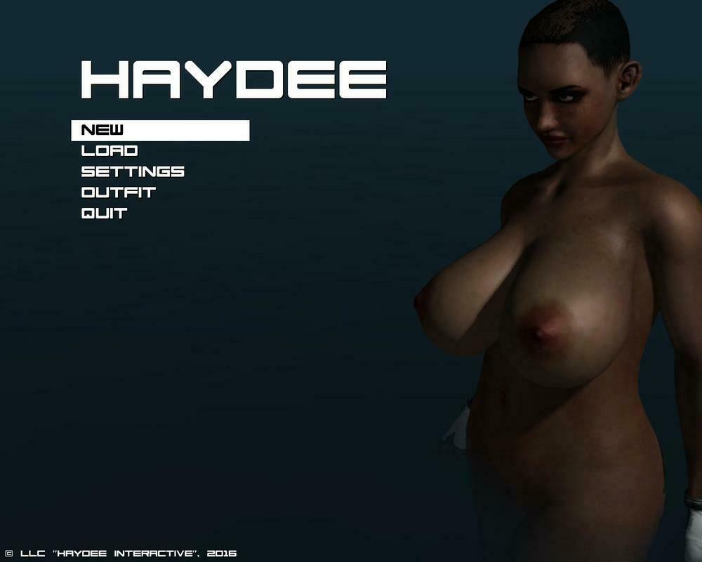 Haydee - Update 1