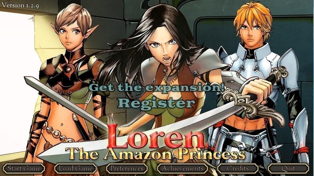 Loren The Amazon Princess – Version 1.2.9