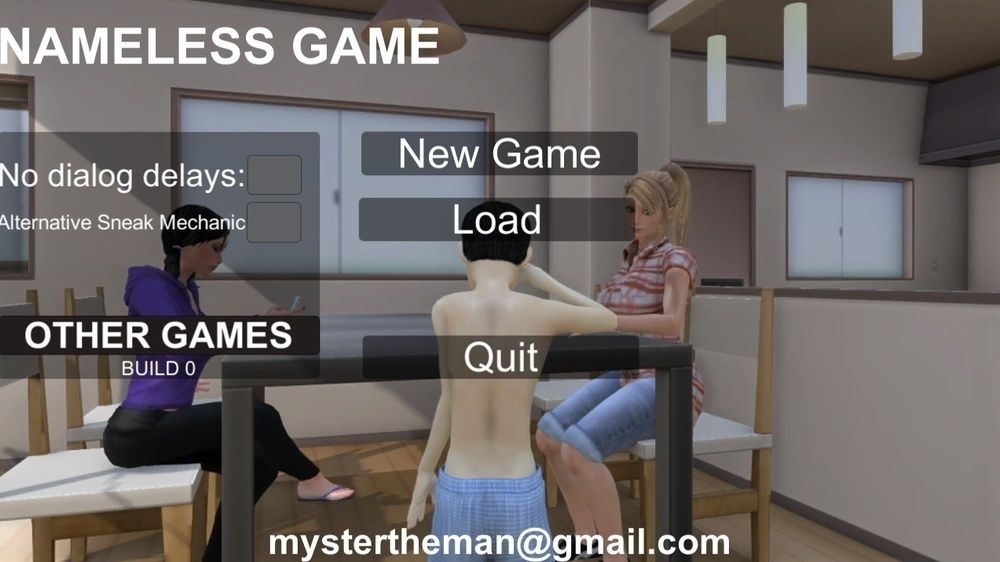 Nameless Game