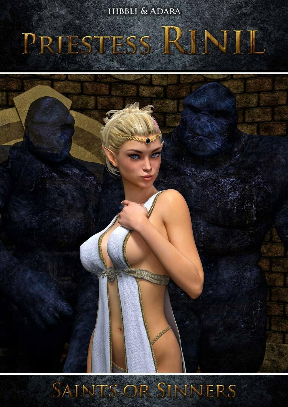 Hibbli3D ? Priestess Rinil ? Saints Or Sinners
