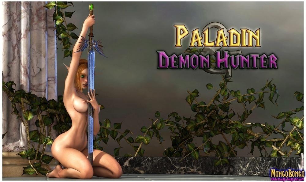 Mongo Bongo – Paladin Demon Hunter