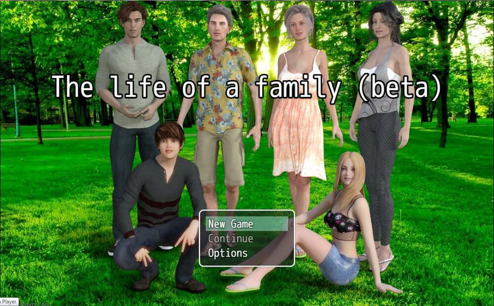 The Life of a Family – Beta Version