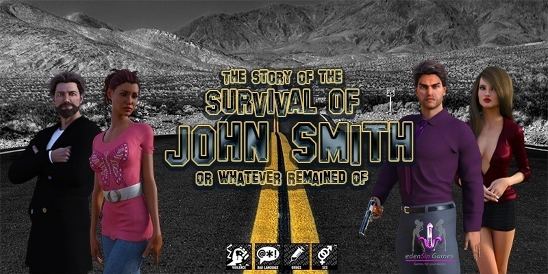 The Story Of The Survival Of John Smith – Version 0.12b – Update