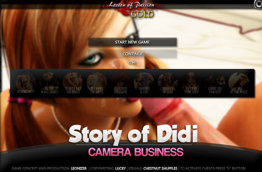 Story Of Didi - Camera Business - Version 0.96 [Hacked]