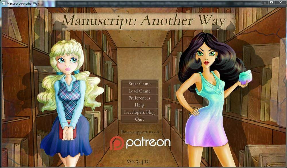 Manuscript: Another Way – Version 0.5.41c [Update]