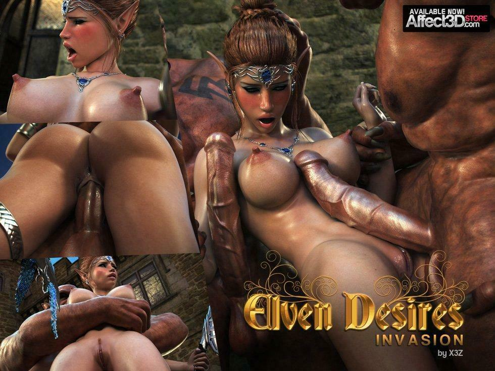 X3Z – Elven Desire – Invasion – Tashas Timing