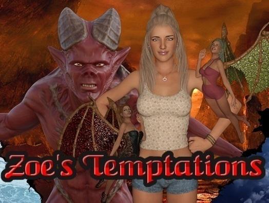 Zoe's Temptations – Version 0.7 + Christmas Patch [Update]