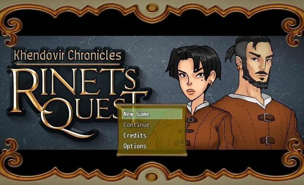 Khendovirs Chronicles Rinets Quest – Version 0.06.01