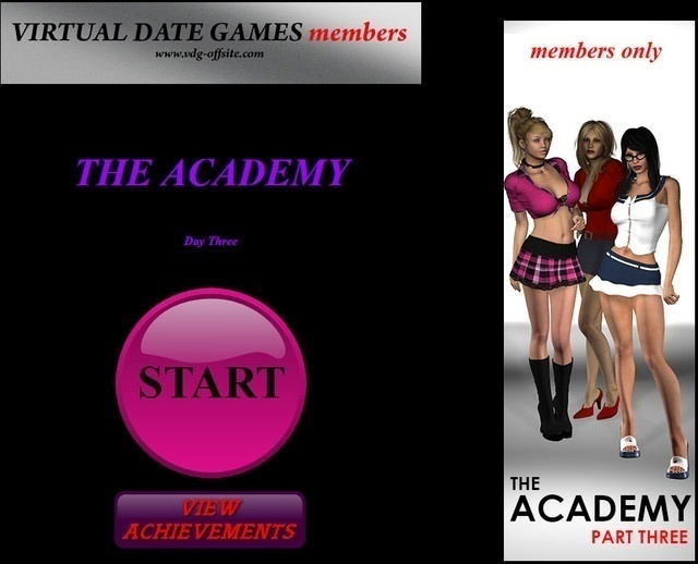 VDG - The Academy : Part 3
