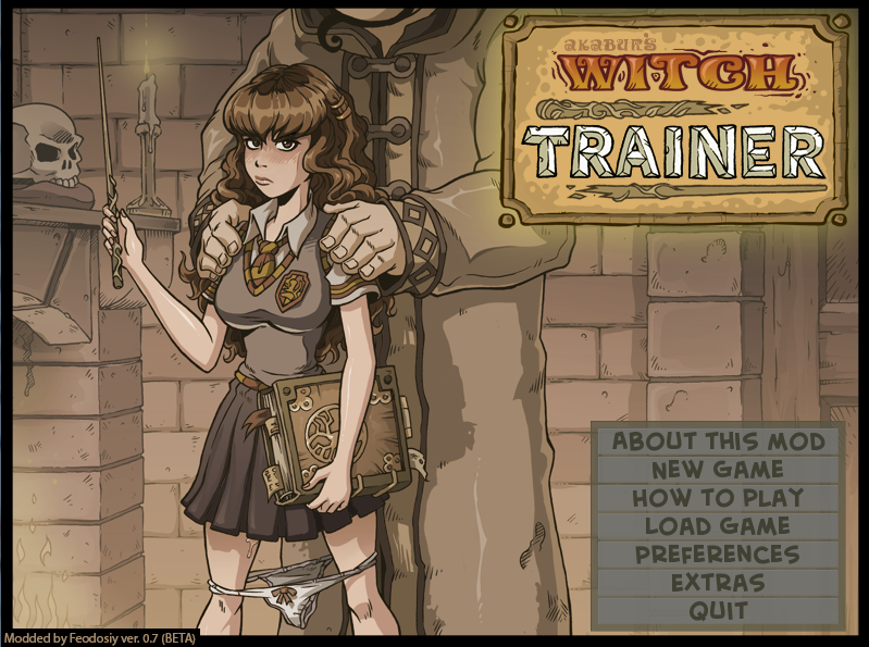 Witch Trainer ? Version 1.02 + Feodosiy Fan Mod - Version 0.9 - Update