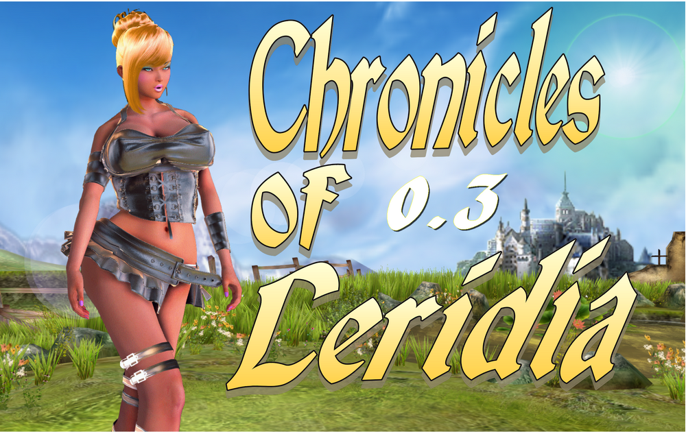 Chronicles of Leridia – Version 0.3.3 – Update